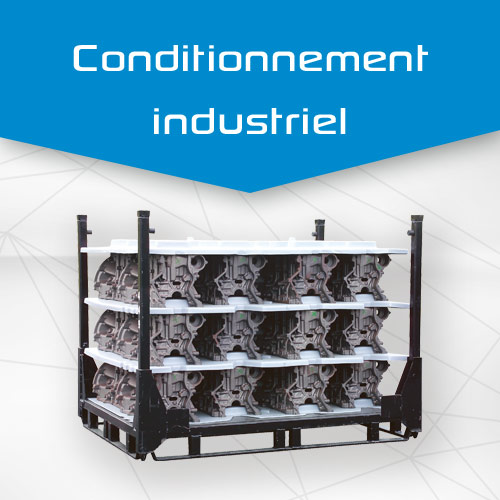 conditionnement industriel