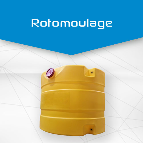 Rotomoulage - Cytec Faulquemont